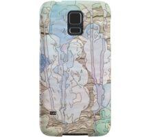 Blue Lagoon  Samsung Galaxy Case/Skin