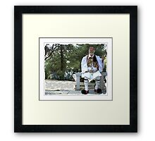 The Sheppard from Athens Framed Print