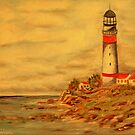 Lighthouse by KenLePoidevin