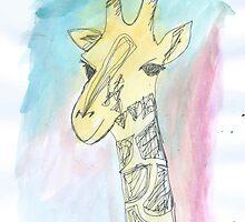 Giraffe  by Tillycreative