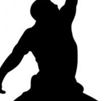 Air Jordan Logo Sticker