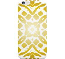 Golden Thorns iPhone Case/Skin