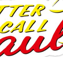 Better Call Saul Sticker