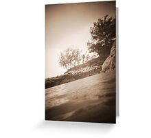 untitled~2 Greeting Card