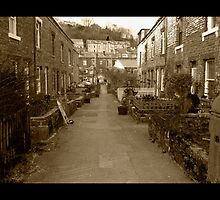 Hebden Bridge by Glen Allen
