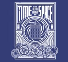time and space by kcolman1