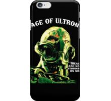 Ultron  2 iPhone Case/Skin
