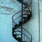 Spiral Staircase by djnoel