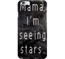Mama, I'm Seeing Stars iPhone Case/Skin