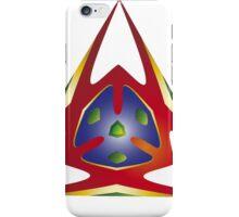 Alien Triangle iPhone Case/Skin