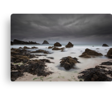 storm approaching, balnakeil Canvas Print