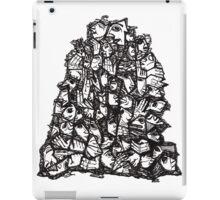 Towering Human Nature iPad Case/Skin