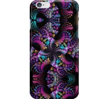 Colourful Spinning patterns iPhone Case/Skin