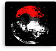 pokemon wars Canvas Print
