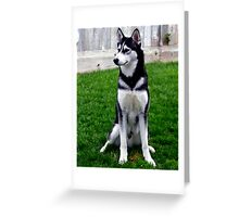 ONE YEAR AND ONE DAY Greeting Card