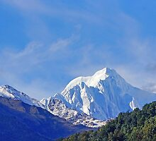 Mt Cook by Harry Oldmeadow