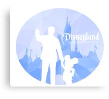 Disneyland 60th Anniversary Canvas Print