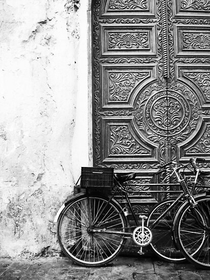 The door by Nour Kasem