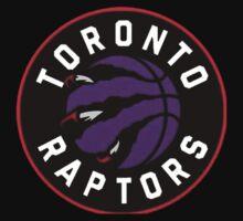 Toronto Raptors Alternate Logo by samjones24
