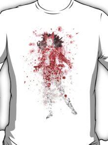 Scarlet Witch Splatter Graphic T-Shirt