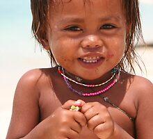 Beach Smile by ardwork