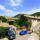 A Majorcan Village by Fara