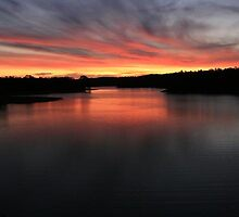 Adelaide Lake by Lisa Filipenko Jai Chenoweth