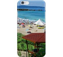 """Lazing on a Sunny Afternoon"", Lozenets, Bulgaria iPhone Case/Skin"
