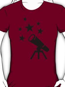 Telescope stars T-Shirt