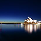 Sydney Opera House by David Smith