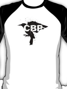 Crippled Black Phoenix Logo (Black) T-Shirt