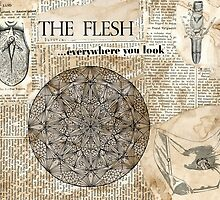 The Flesh... by Casi Cline