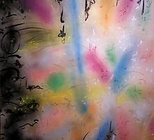 universe mapping by RichardLazzara