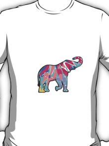 Lilly Print Elephant T-Shirt