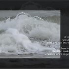 waves card by liesbeth
