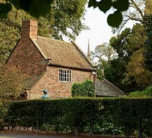 Captain Cook's Cottage #3 by Andrew Holford