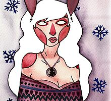 Hare Lady  by Jazmine Phillips