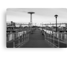 The Steeplechase Pier Canvas Print
