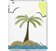 Ocean Breeze Kid Style iPad Case/Skin