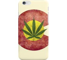 Colorado Dank Logo iPhone Case/Skin