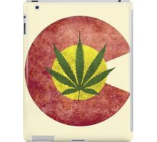 Colorado Dank Logo iPad Case/Skin