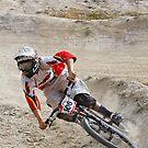 Cornering Speed by fotosports
