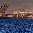 Cargo Ships by Stephen Burke