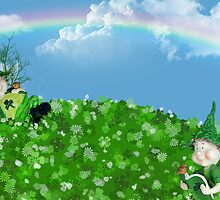 Irish Luck by Maria Dryfhout