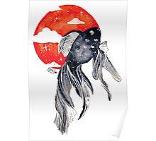 Black Fish Poster