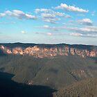 Govetts Leap, Blue Mountains, Australia by Martyn Baker | Martyn Baker Photography