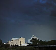 STORMY MILL by Peter Hodgson