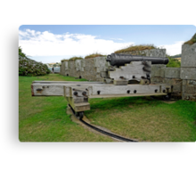 St Mawes Castle, Grand Sea Battery Canvas Print