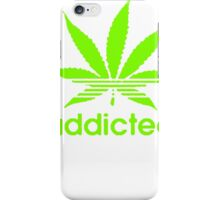 addicted iPhone Case/Skin