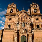 Church of the Compañia, Cuzco, Peru by juan jose Gabaldon